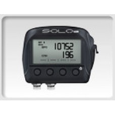 AIM SOLO DL loggeri, GPS-ajanottolaite ja suorituskykymittari CAN/RS232 liitännöillä