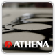 Athena Head gasket: BMW M50B25/M52B25/M52B28, TH 2mm, Dia: 86.00 mm.
