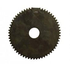 Triggeripyörä kampiakselille, 205mm, 60-2 hammasta