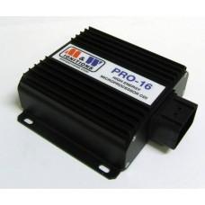 M&W Pro-16c CDI sytytyslaite Autronic-multiplekserillä