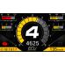 """Ecumaster ADU 5"""" - Näyttö- ja tiedonkeruulaite"""