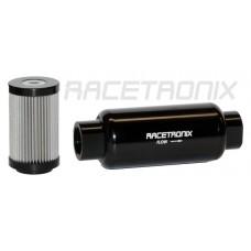 Race polttoainesuodatin 10 mikronia, 50mm